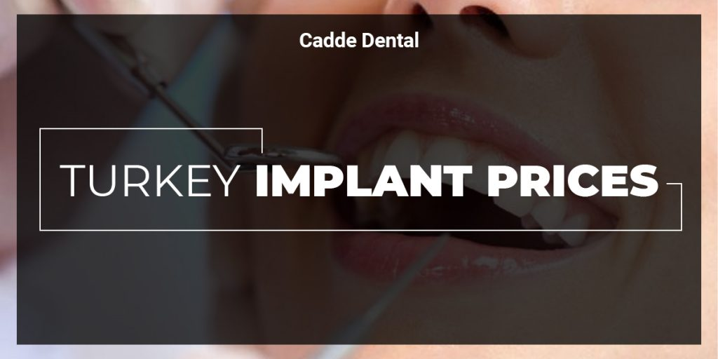 Turkey Implant Prices
