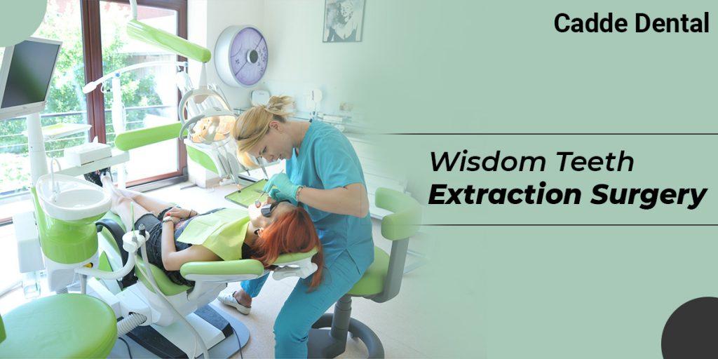 Wisdom Teeth Extraction Surgery