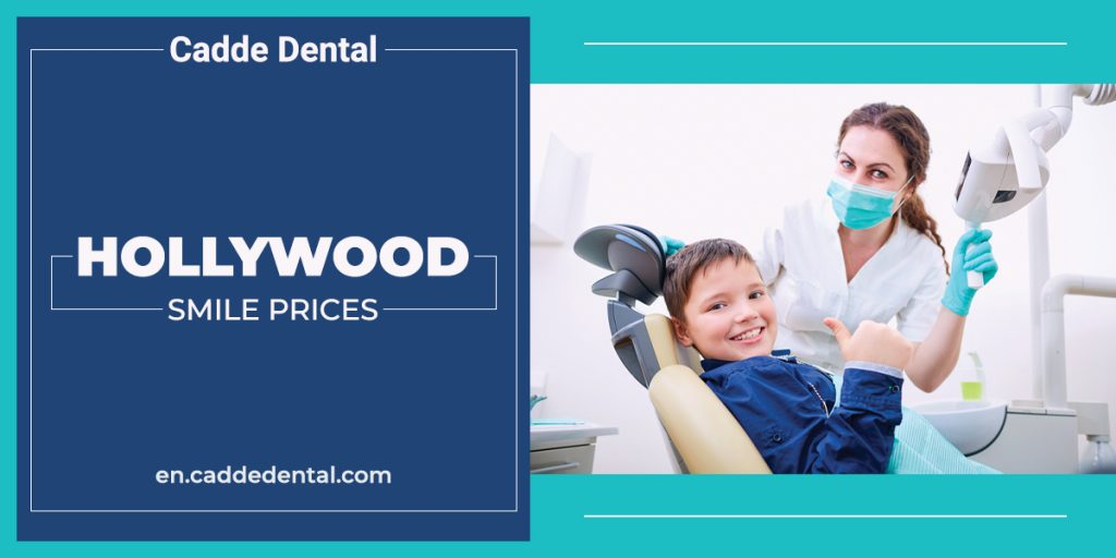 Hollywood smile prices